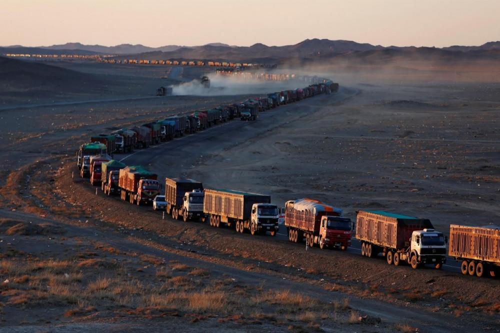 Нүүрсний экспорт сэргэж эхэллээ